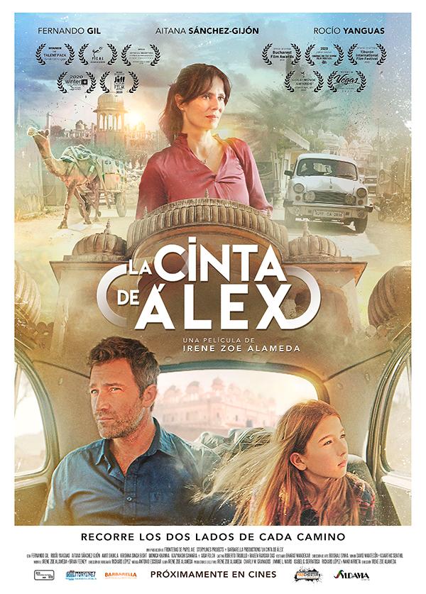 'La Cinta de Álex' se estrenará en Filmin el 27 de noviembre