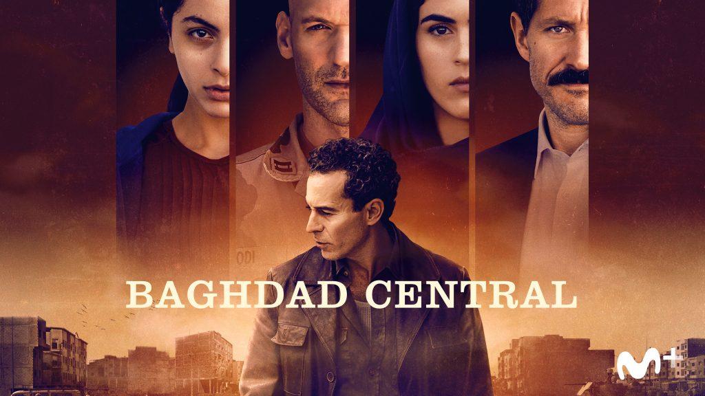 'Baghdad Central', el aclamado thriller narrado desde el punto de vista iraquí, llega a Movistar+ el lunes 30 de noviembre