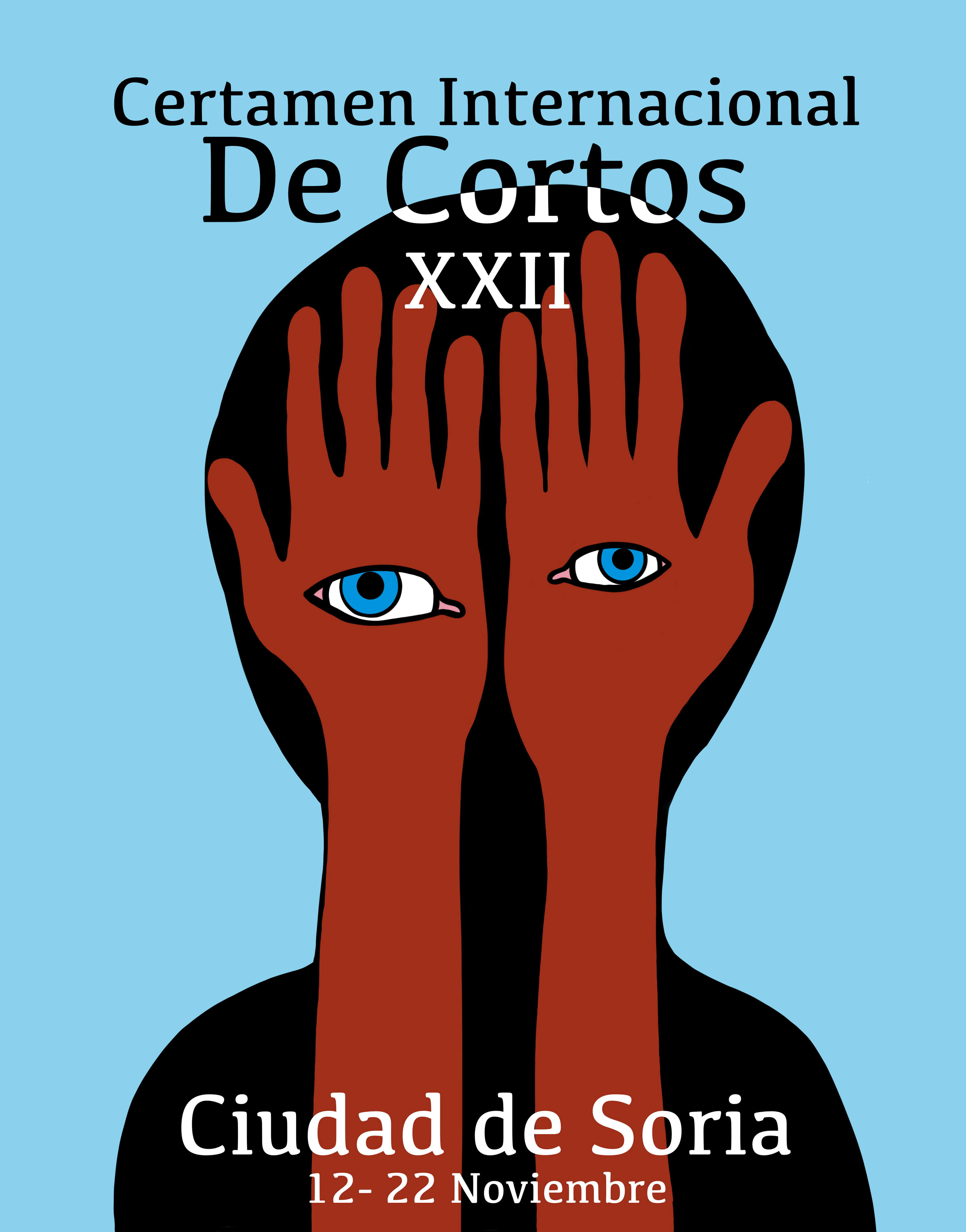 Disfruta del Certamen Internacional de Cortos Ciudad de Soria hasta el 22 de noviembre