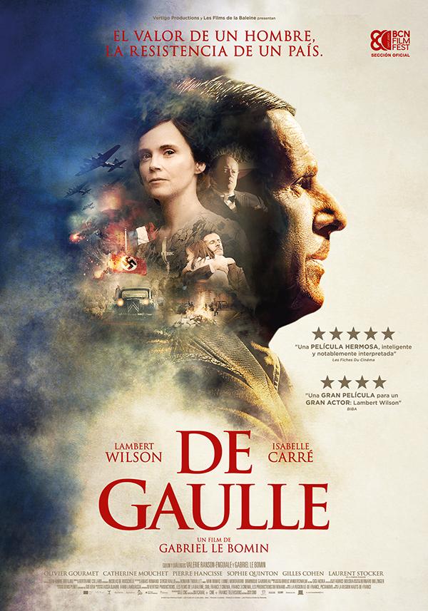 'De Gaulle': Un homenaje agridulce