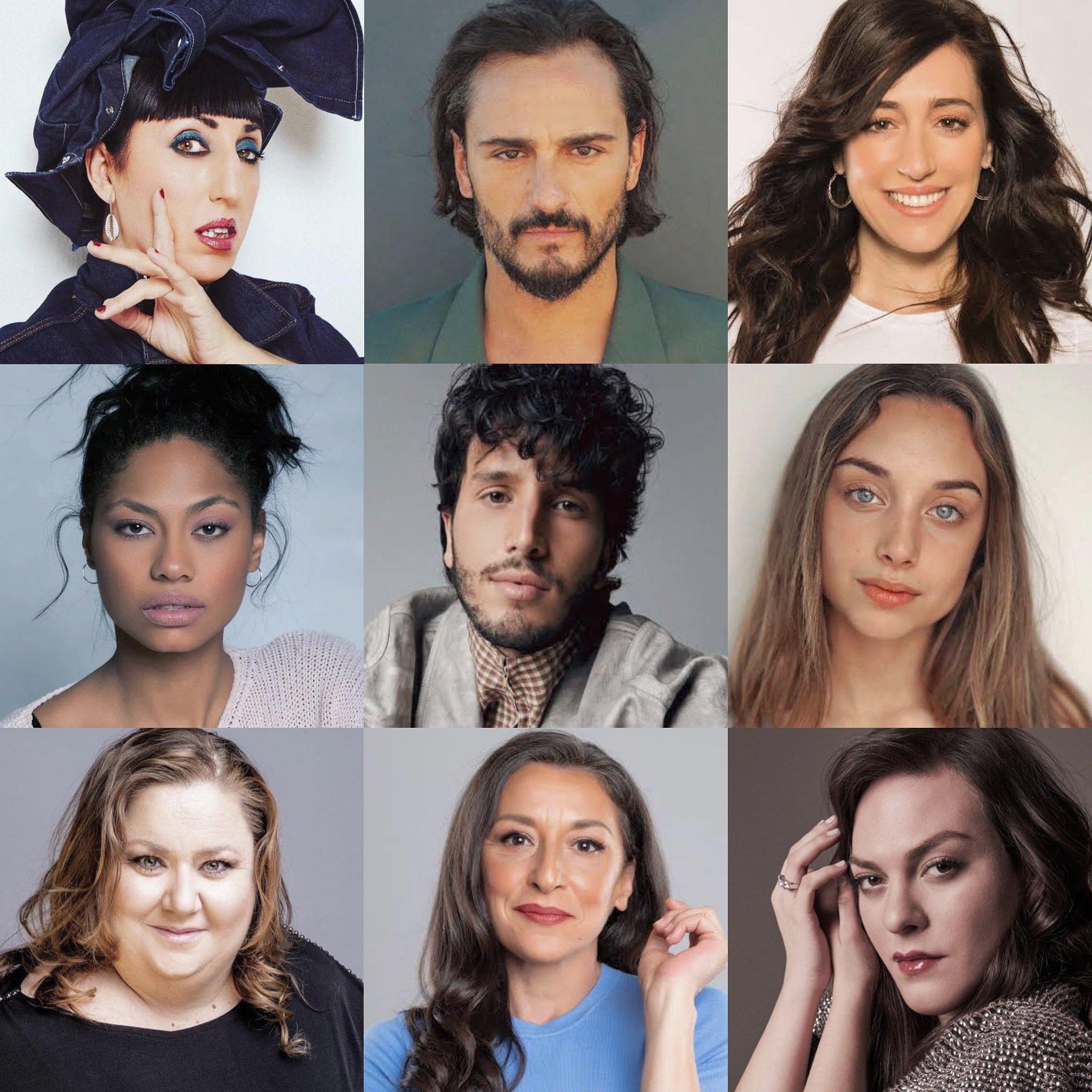 'Érase una vez...pero ya no', la primera serie musical de Netflix en España