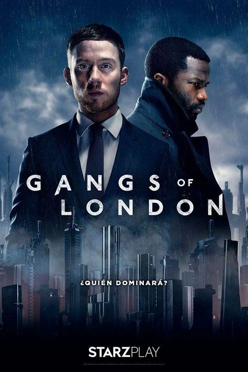 'Gangs of London': la venganza nos sienta tan bien