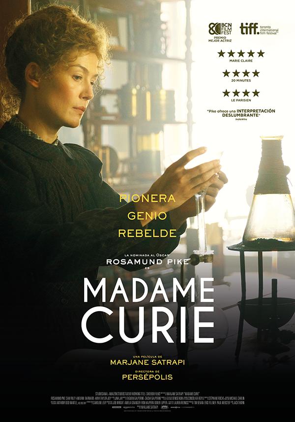 'Madame Curie': el icono feminista de la ciencia