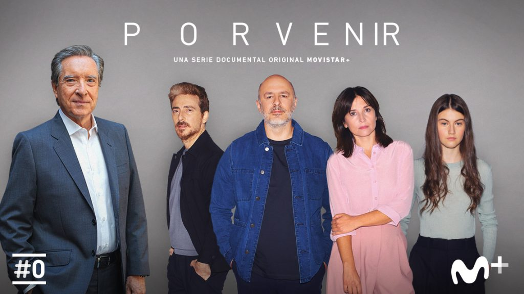 Roberto Álamo, Marian Álvarez y Víctor Clavijo protagonizan 'Porvenir', nueva serie documental original Movistar+