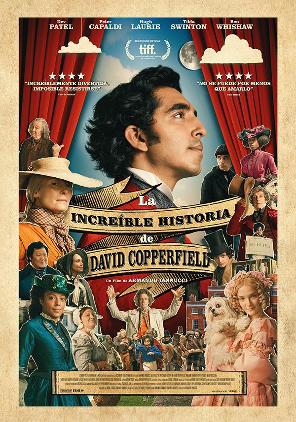 'La increíble historia de David Copperfield': una divertida comedia inspirada en la novela de Charles Dickens