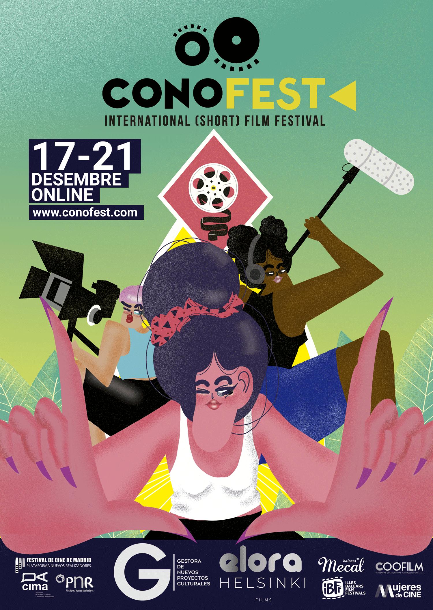 CONOFEST cierra su primera edición con espectadores de todo el mundo