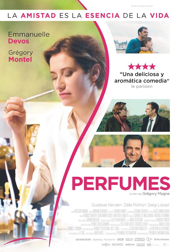 'Perfumes': aromas para la vida