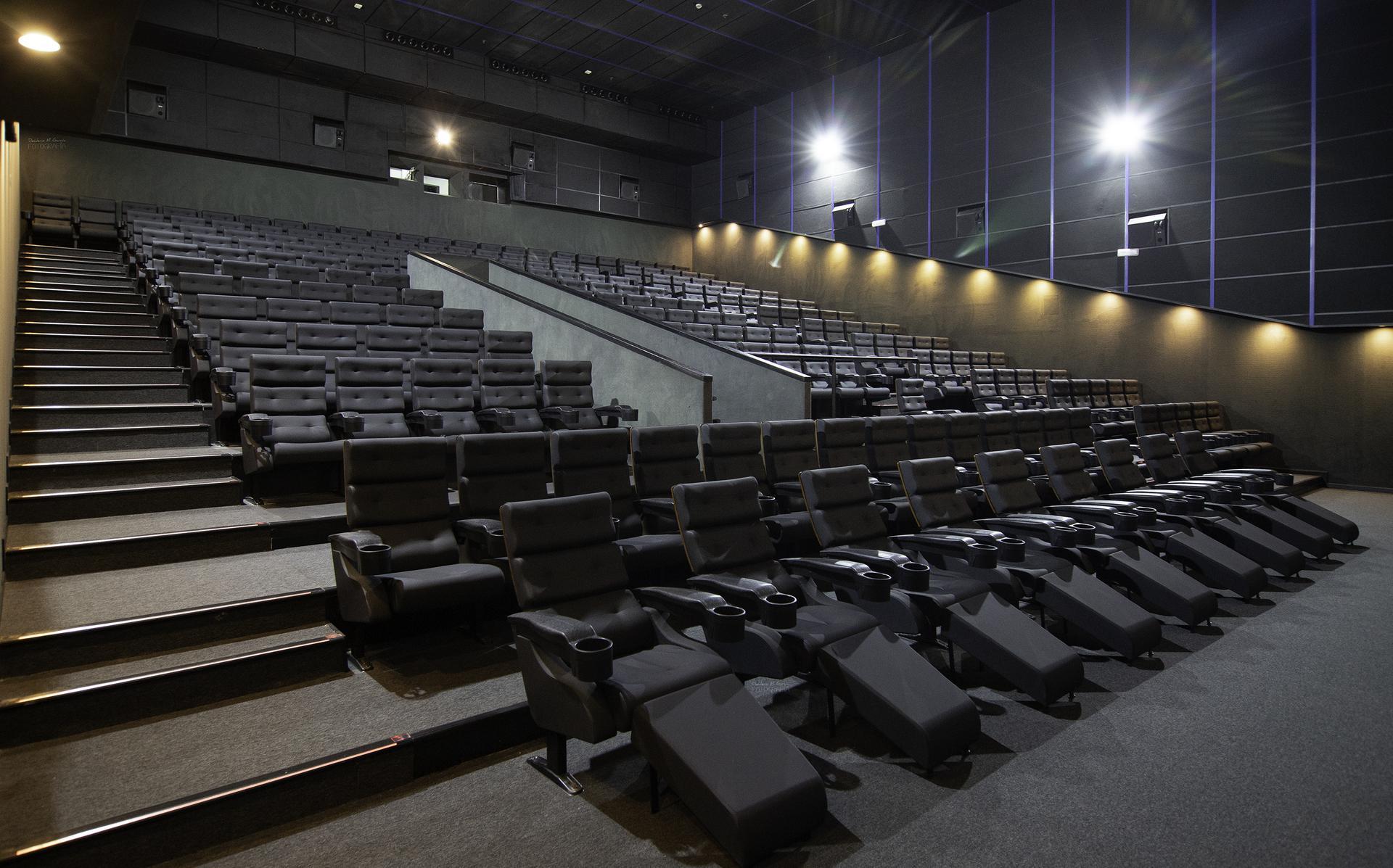 mk2 Cinesur Conquistadores presenta su nueva imagen y programación tras su reforma integral