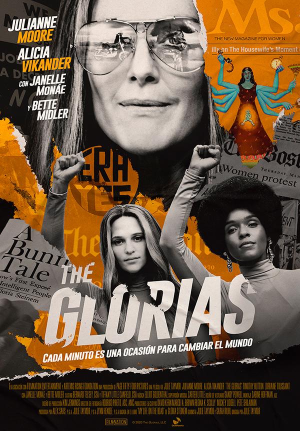 'The Glorias': Reivindicación extravangante (y certera)
