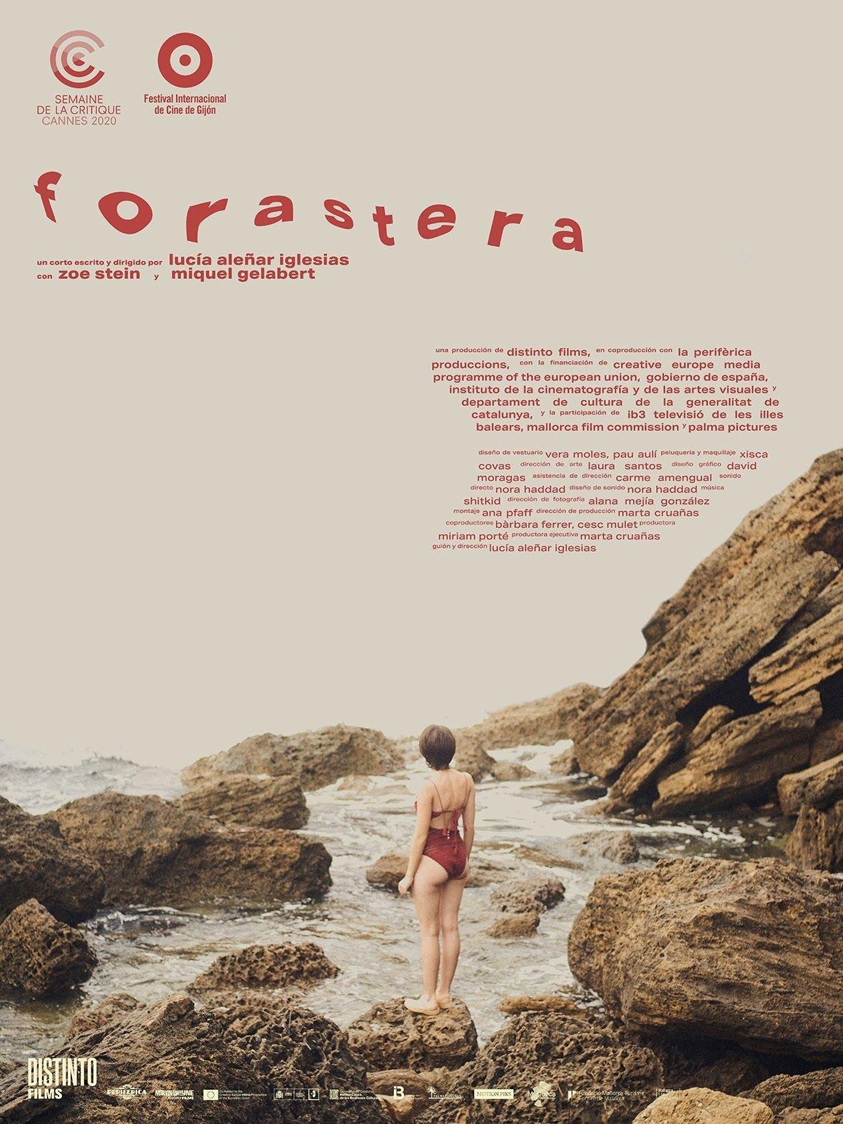 'Forastera' de Lucía Aleñar se estrena en Filmin