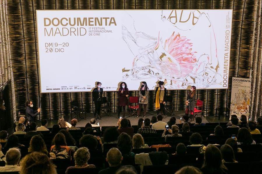 Más de 40.000 espectadores se han dado cita en Documenta Madrid 2020