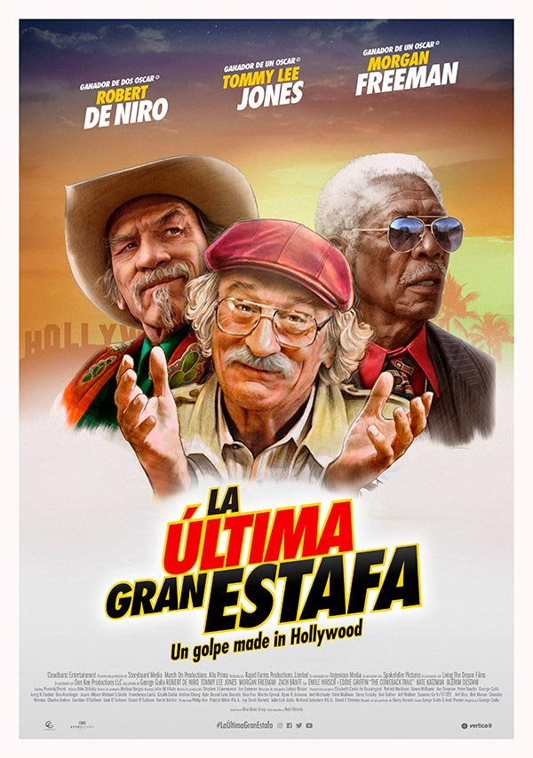 'La última gran estafa': El western que nos salvó