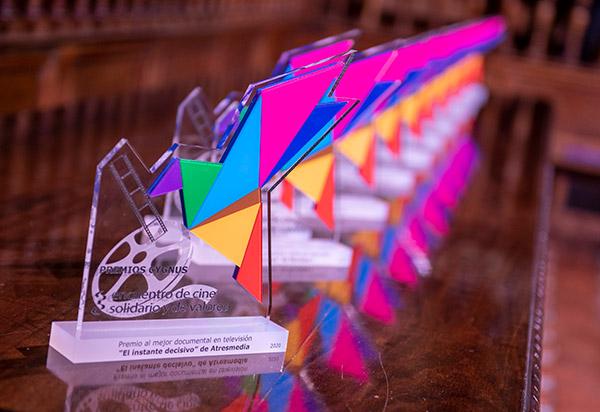 Los Premios CYGNUS entregan sus galardones de Cine Solidario y Valores