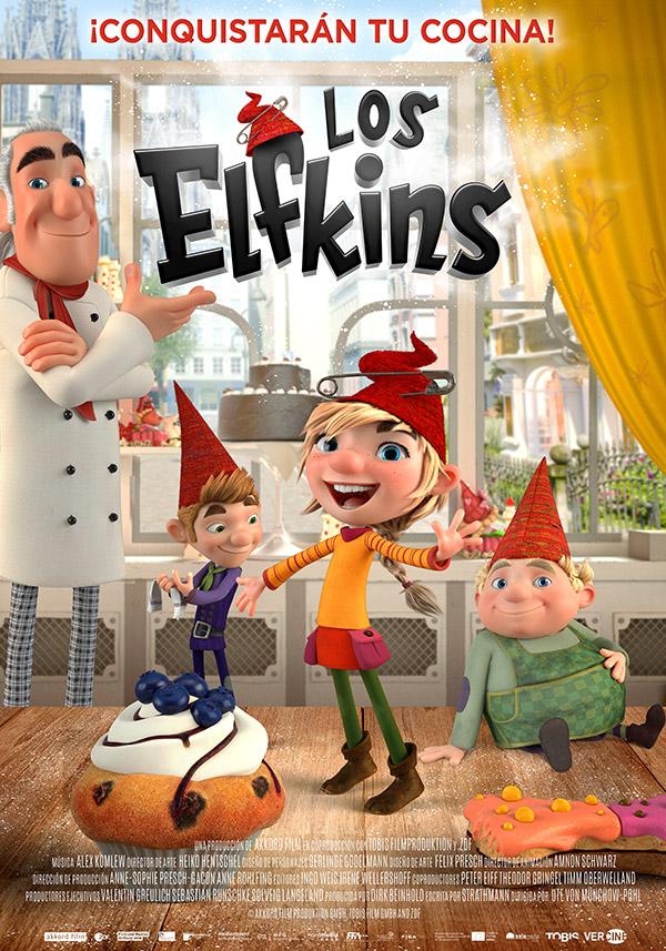 'Los Elfkins': la dulzura de las moralejas