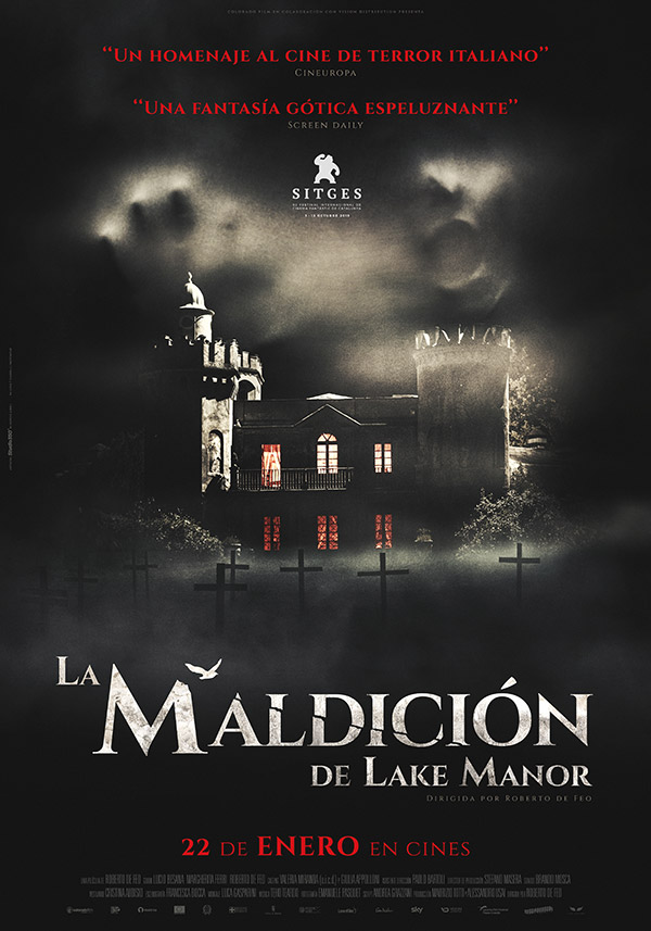 'La Maldición de Lake Manor': Piano, piano