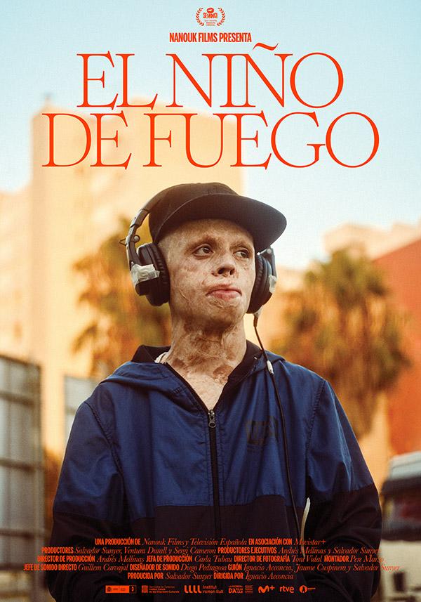 'El Niño de Fuego', 24 de enero en Movistar +