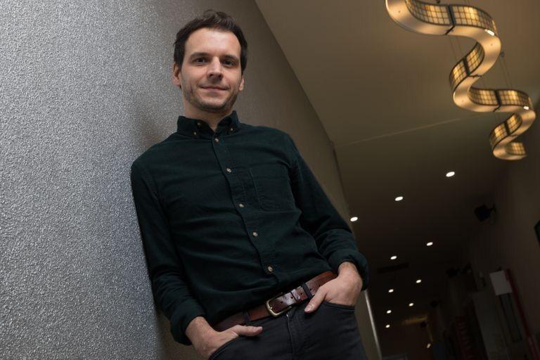 Pedro Collantes seleccionado en Rotterdam Lab con 'Antier Noche'