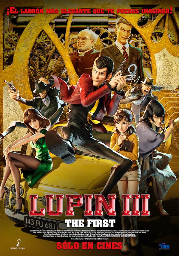 ¡Lupin Vuelve A Lo Grande!