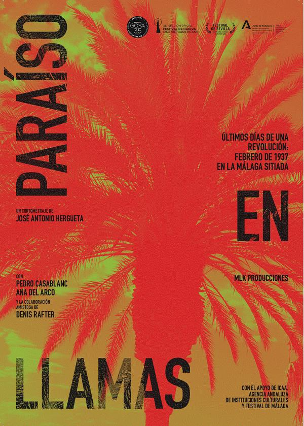 'Paraíso en Llamas', cortometraje documental nominado a los Premios Goya llega a Filmin