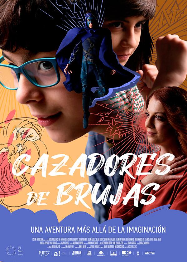 'Cazadores de Brujas' y 'Ojalá te mueras' dos apuestas de cine de autor y familiar para el público más joven