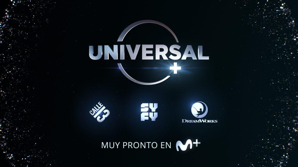 Movistar+ se alía con NBCUniversal International Networks para el lanzamiento de Universal+ en España