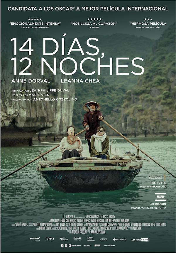 '14 Días, 12 Noches', se estrena el 19 de febrero en cines