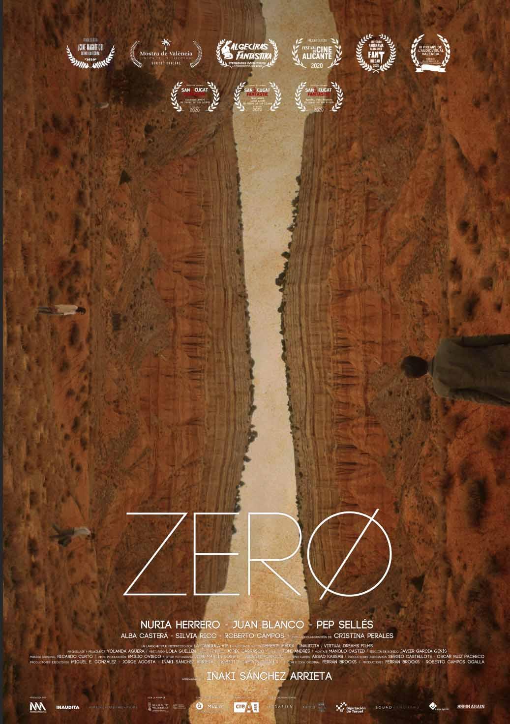 'Zerø', de Iñaki Sánchez Arrieta, Premio Místico a Mejor Largometraje en el Festival Algeciras Fantástika 2020