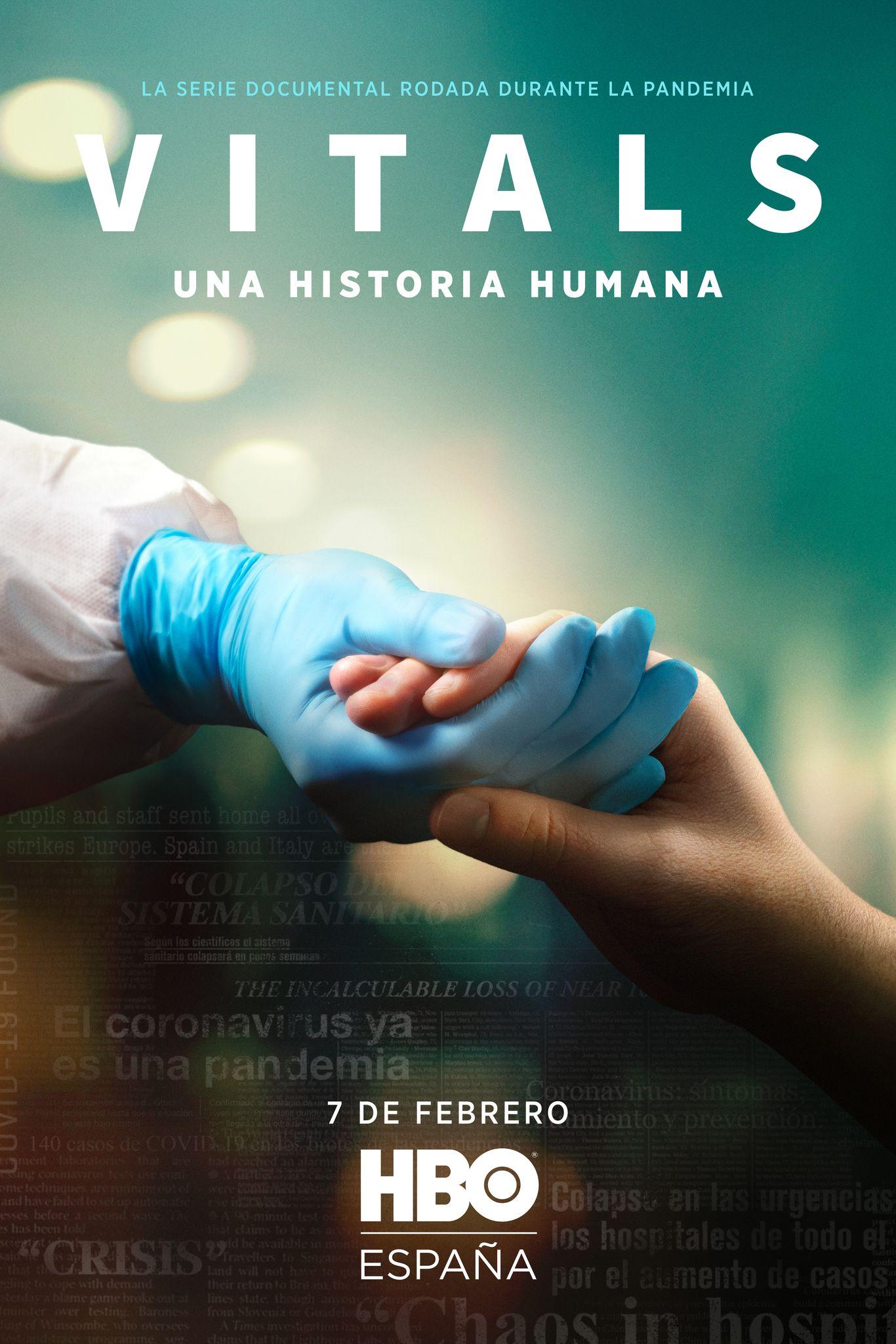 La serie documental 'Vitals' llega el próximo 7 de Febrero