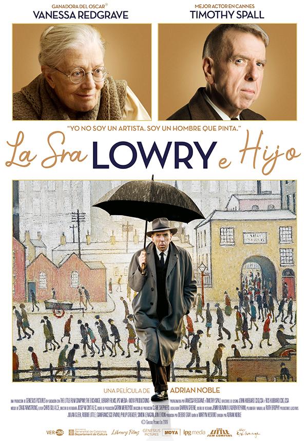 """'La señora Lowry e hijo': """"Un regalo del pasado"""""""