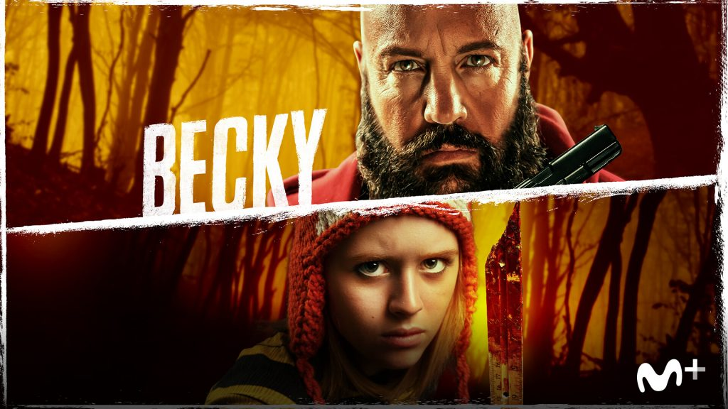'Becky', implacable thriller de venganza con un irreconocible Kevin James, se estrena el 12 de febrero en Movistar +