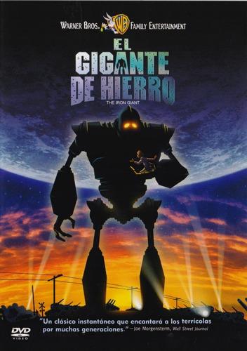 Disparatado Treintañero: 'El Gigante de Hierro'