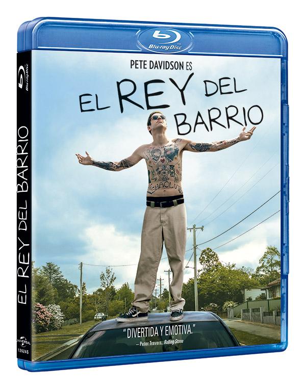 'El Rey del Barrio', ya a la venta en DVD y Blu-ray