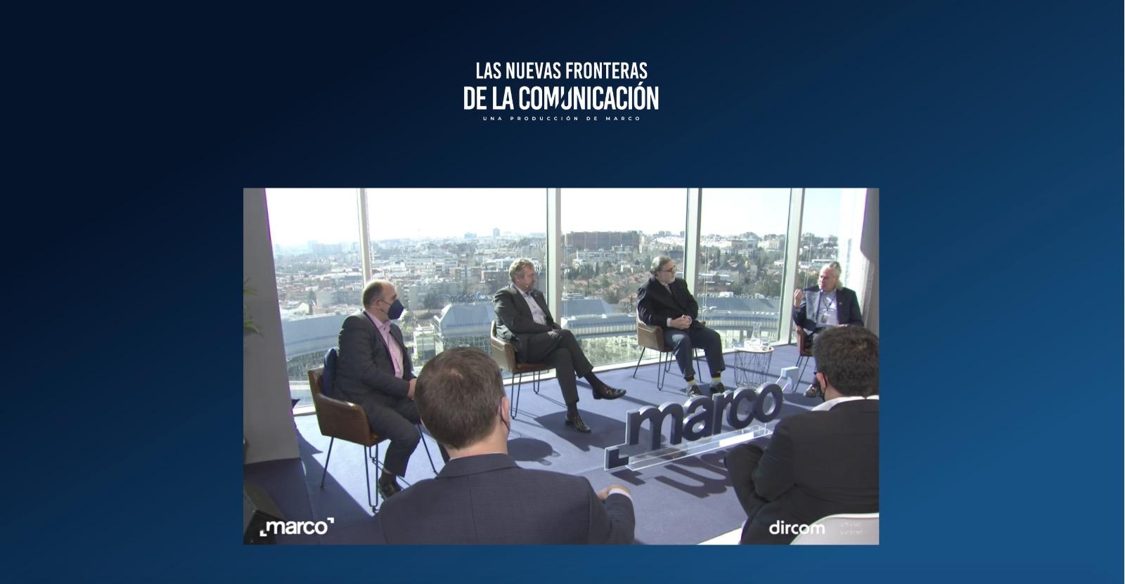 MARCO presenta la docuserie 'Las Nuevas Fronteras de la Comunicación'