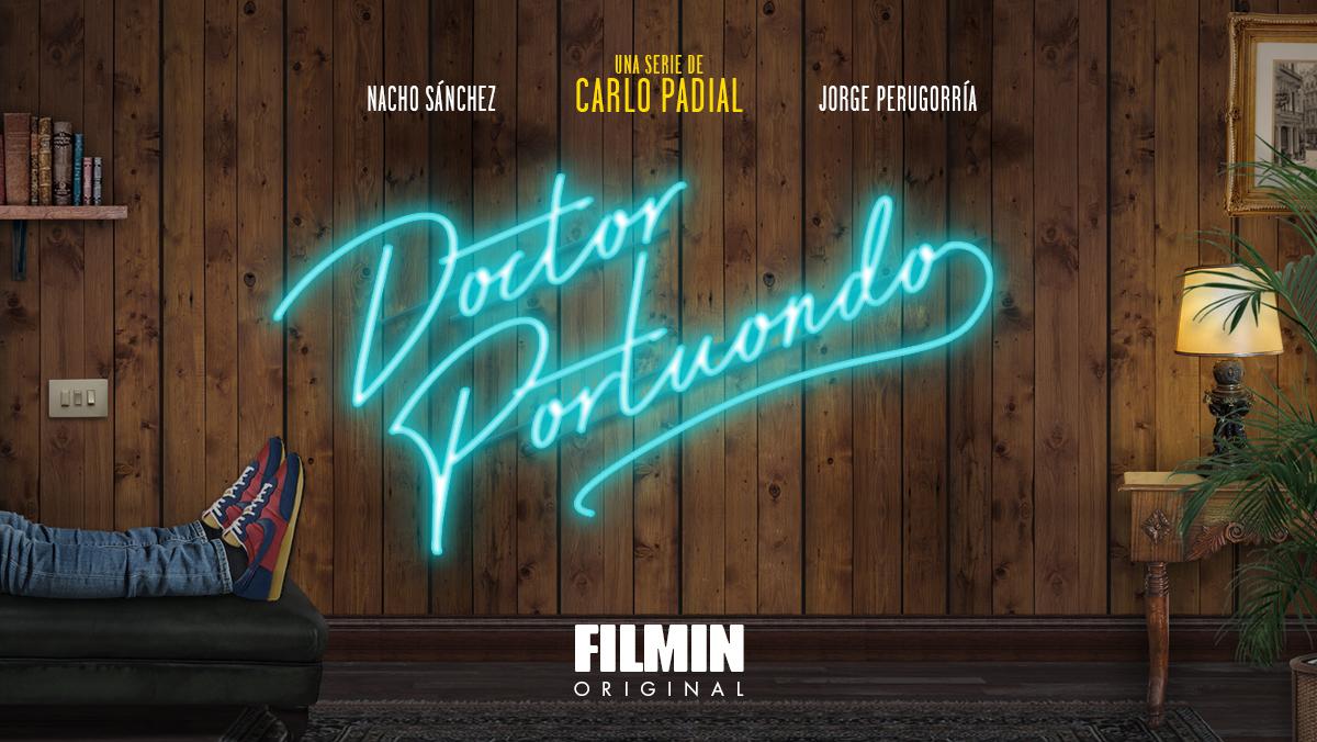 'Doctor Portuondo', de Carlo Padial, será la primera serie original de Filmin