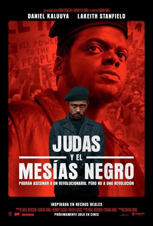 'Judas y el Mesías Negro': Historia de una bella y dolorosa revolución