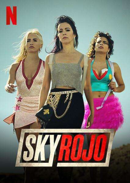 'Sky Rojo' estrenará su segunda temporada el próximo 23 de julio