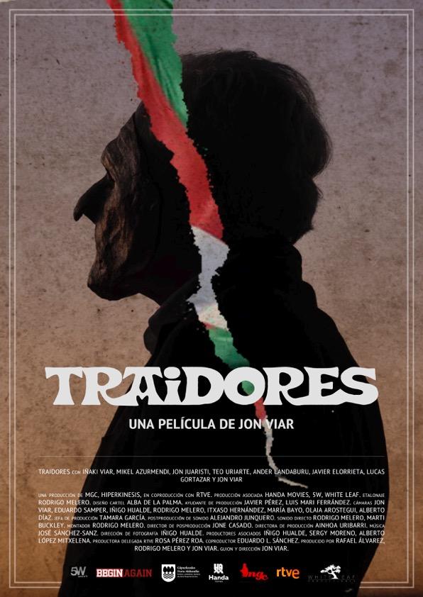 'Traidores', el documental que relata el miedo y la vida de quienes renegaron de ETA