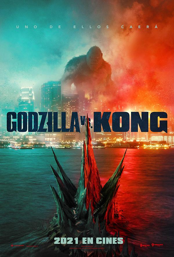 'Godzilla vs Kong': El espectáculo está servido