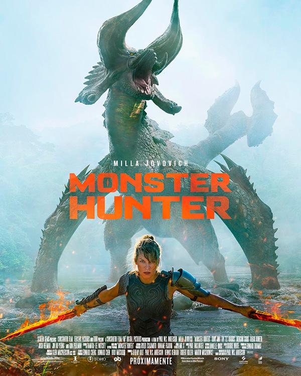 'Monster Hunter': Monstruos a ritmo de sintetizadores