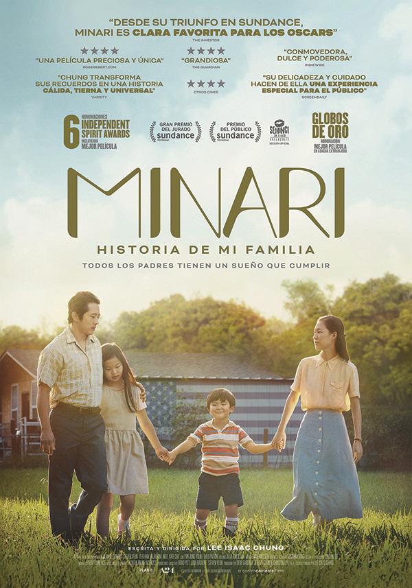 'Minari. Historia de mi Familia': rompiendo el sueño americano