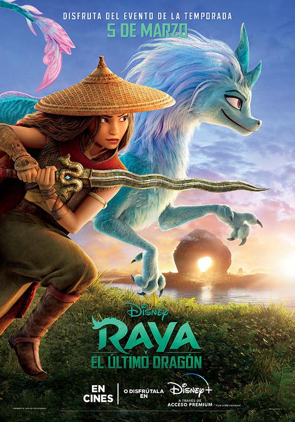 La banda sonora de 'Raya y el último dragón' ya está disponible