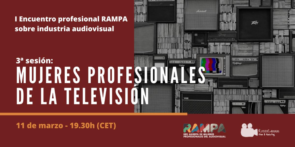 I Encuentro profesional RAMPA sobre industria audiovisual