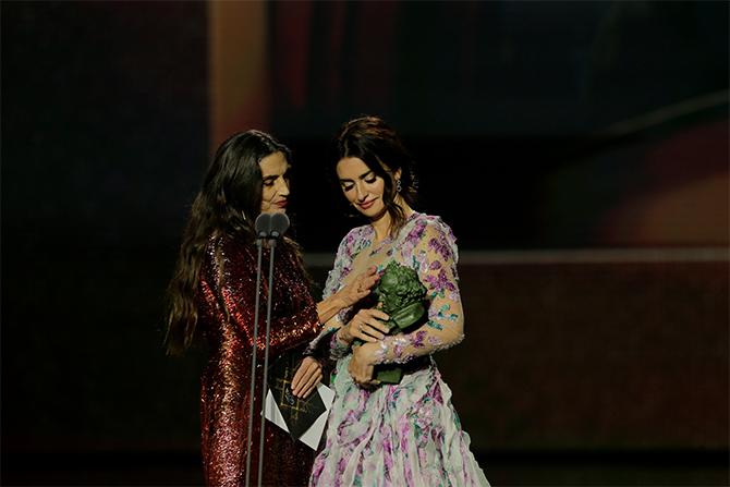 Grandes nombres del cine internacional se conectarán con la gala de los Goya 2021