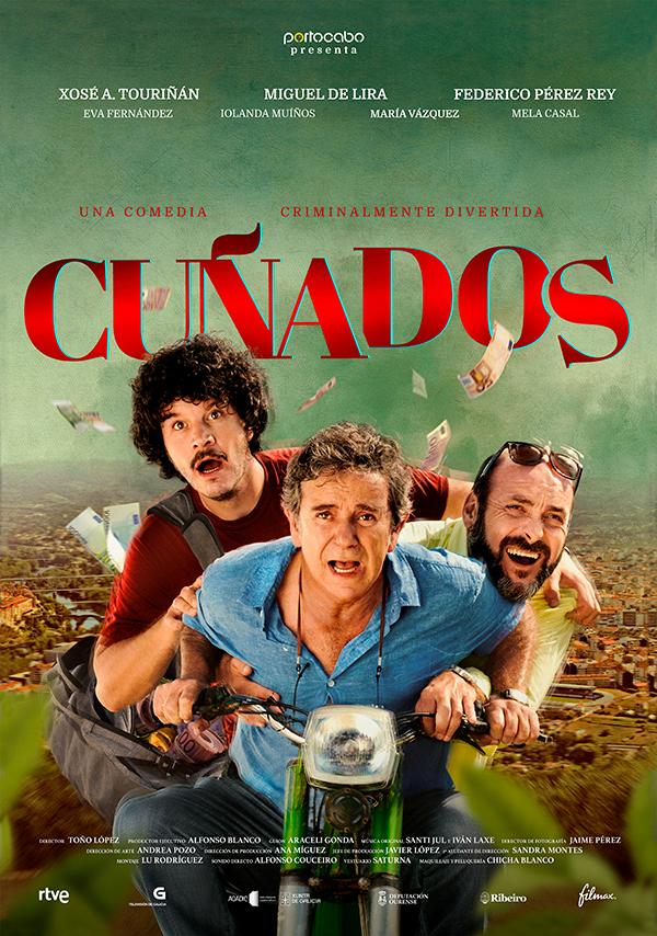 'Cuñados': La comedia perfecta de evasión