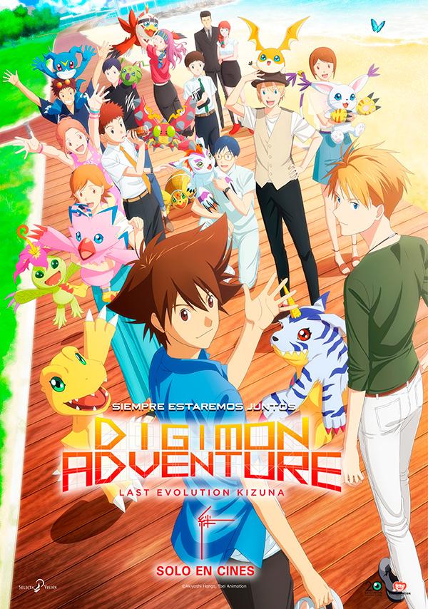 'Digimon Adventure':                                        Un Vínculo Para Toda La Vida