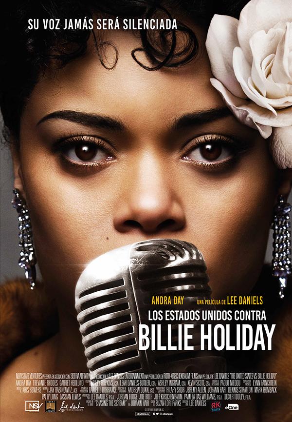 'Los Estados Unidos vs. Billie Holiday': Una historia que merece ser contada