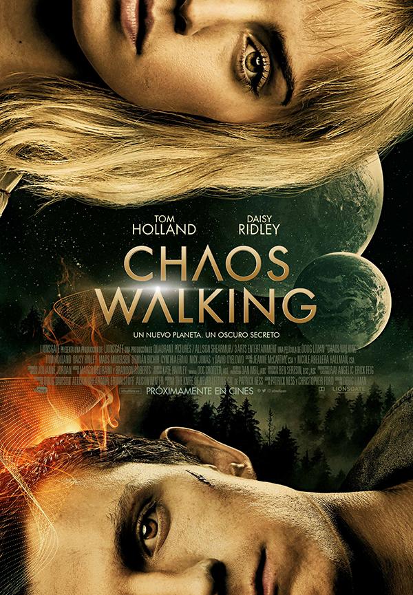 'Chaos Walking': Una aceptable idea de ciencia-ficción para adolescentes