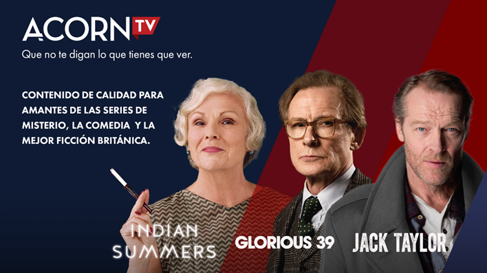 Acorn TV ya está disponible en Amazon Prime Video Channels en España