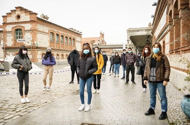 Escuela Dentro Cine, de Cineteca Madrid, estrena sus dos películas en el D´A Film Festival de Barcelona y en el IBERODOCS de Edimburgo
