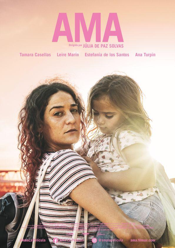 AMA, ópera prima de Júlia de Paz Solvas, se estrena el 16 de julio
